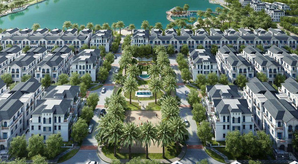 Giá bán biệt thự Vinhomes Vũ Yên là bao nhiêu?
