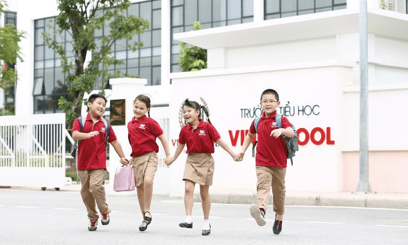 hệ thống trường học vinschool tai vh vũ yên