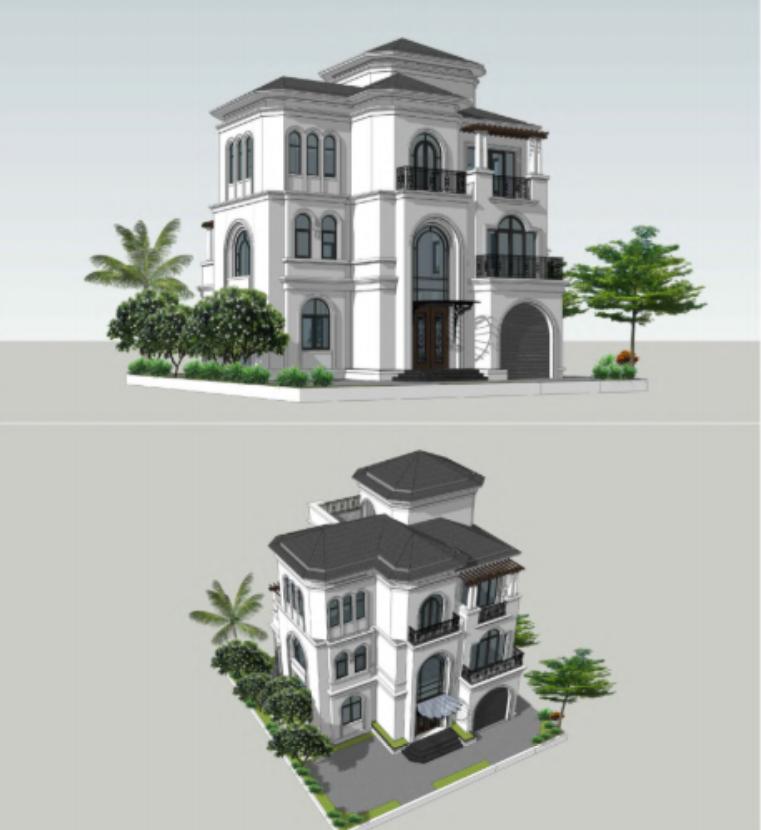 Biệt thự tại Vinhomes Vũ Yên
