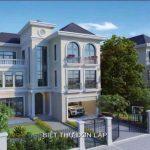 Bao nhiêu một căn biệt thự đơn lập tại Vinhomes Vũ Yên ?